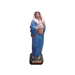 Virgem Maria - Gesso ou Resina - 30cm