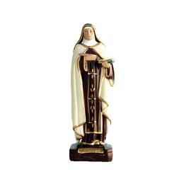Santa Teresa De Ávila - Gesso ou Resina - 25cm