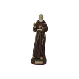 Padre Pio - Gesso ou Resina - 30cm