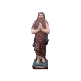 Santo Onofre - Gesso ou Resina - 20cm