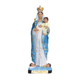 Nossa Senhora da Luz - Gesso ou Resina - 30cm