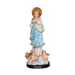 Nossa Senhora Imaculada Conceição - Resina - 20cm
