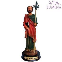 São Judas Tadeu - Resina - 14cm
