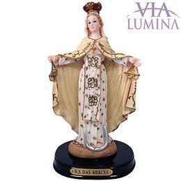 Nossa Senhora das Mercês - Resina - 22cm