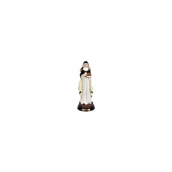 Santa Edwiges - Resina - 22cm