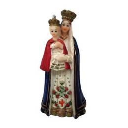 Imagem de Nossa Senhora do Bom Parto em Resina de 11cm