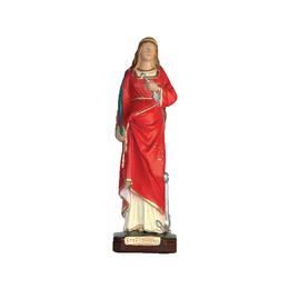 Santa Filomena - Gesso ou Resina - 20cm