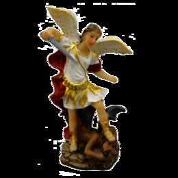 São Miguel Arcanjo - Resina - 10,5cm