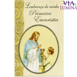 Lembrança de Primeira Eucaristia