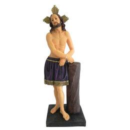 Imagem do Senhor Bom Jesus em Resina de 22,5cm