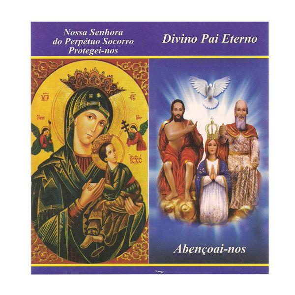 Folheto da Consagração ao Divino Pai Eterno