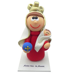 Nossa Senhora de Nazaré - Biscuit