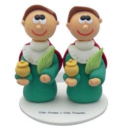 São Cosme e Damião - Biscuit