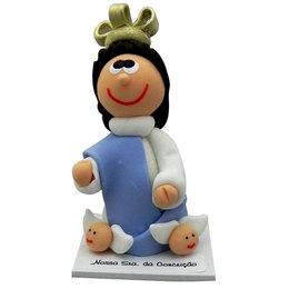 Nossa Senhora da Imaculada Conceição - Biscuit
