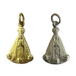 Medalha de Nossa Senhora Aparecida - 2cm