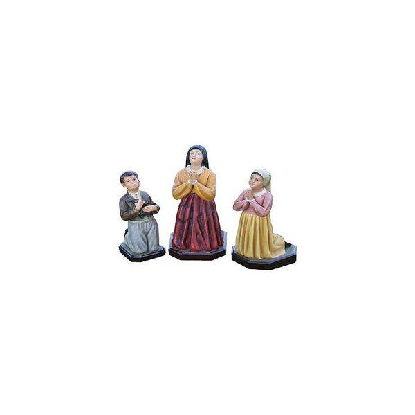 Pastorinhos de Nossa Senhora de Fátima - Resina - 50cm