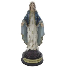 Imagem de Nossa Senhora do Amparo De Petrópolis em Resina de 15cm