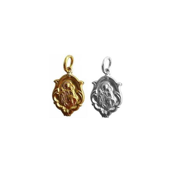 Medalha de São José - Ornato