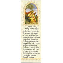 Marca Página Querido Jesus, amigo das Crianças