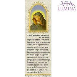 Marca Página da Nossa Senhora das Dores