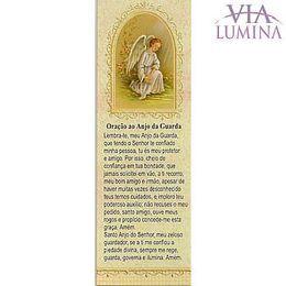 Marca Página da Oração ao Anjo da Guarda