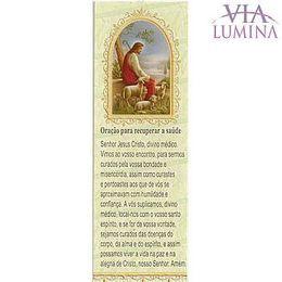 Marca Página da Oração para recuperar a saúde