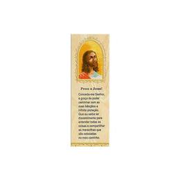 Marca Página da Prece a Jesus