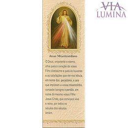 Marca Página de Jesus Misericordioso