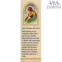 Marca Página de Maria Santíssima, Mãe de Deus