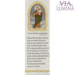 Marca Página de Nossa Senhora Auxiliadora