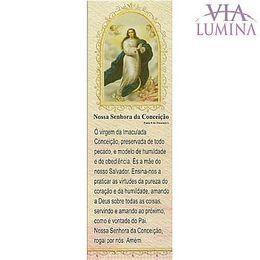 Marca Página de Nossa Senhora da Conceição