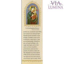 Marca Página de Nossa Senhora do Perpétuo Socorro