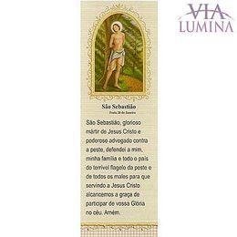Marca Página de São Sebastião