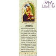 Marca Página de Santa Luzia