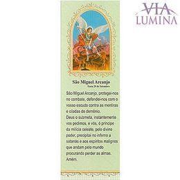 Marca Página de São Miguel Arcanjo