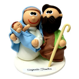 Sagrada Família - Biscuit - 8,5cm