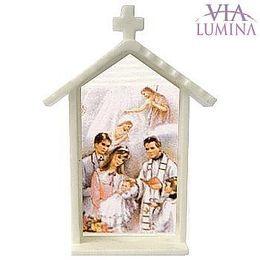 Capelinha com Auto Colante -  Lembrança de Batismo