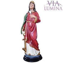 Santa Filomena - Resina - 100cm